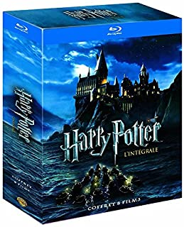 Harry Potter - l'Intégrale des 8 Films - Le monde des Sorciers de J.K. Rowling - Coffret Blu-Ray (B00K3OM3PS) | Amazon price tracker / tracking, Amazon price history charts, Amazon price watches, Amazon price drop alerts