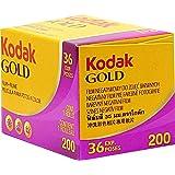 Kodak Gold 200 Color Negative Film (ISO 200) 35mm 36-Exposures, 603 3997