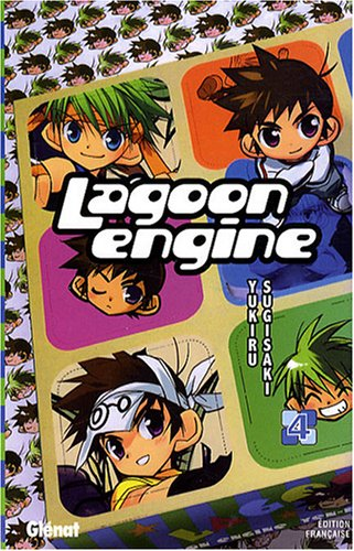 Lagoon engine Vol.4