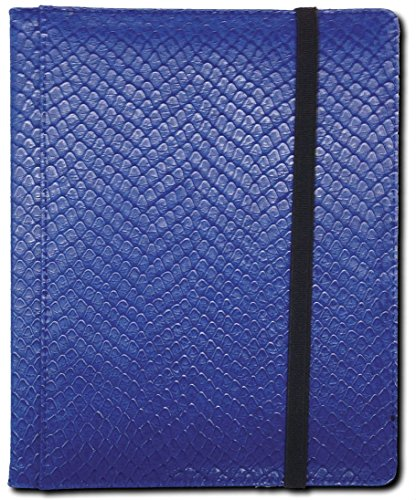 Vallejo Paint LGNBN4DHU Dragon Hide 4 Pocket Binder - Blue