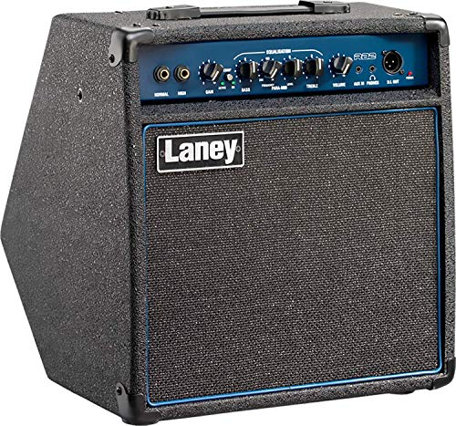 Laney RICHTER Series - RB2 - Bass Guitar Combo Amp - 30W - 10 inch Woofer and HF Horn