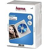 Hama - DVD-Leerhülle 5, Transparent, Transparente