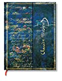 Monet - Water Lilies, Letter to morisot Journal: Lined Ultra