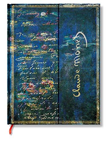 Monet Water Lilies Lettertomorisot (Ultra) par Lin.