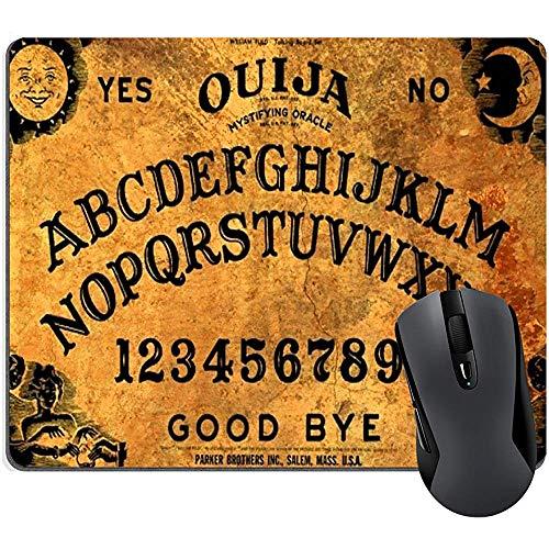 Diseño de tableros Ouija Retro Vintage Alfombrilla de ratón Alfombrillas de ratón para Juegos Grandes Alfombrilla Linda