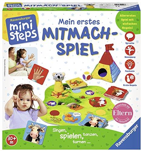 Ravensburger 04498 - Mein erstes Mitmach-Spiel (Spiele Und Spielzeug)
