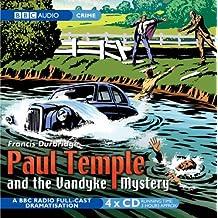 Paul Temple And The Vandyke Affair (BBC Audio)