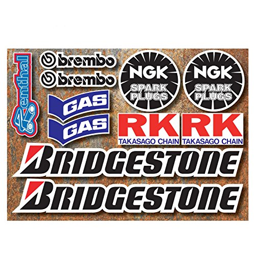 moto-de-carreras-pegatinas-de-11-bridgestone-gas-brembo-ngk-rk-moto-gp-moto-by-onekool