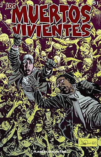 Los muertos vivientes #81: Sin salida por Charlie Adlard