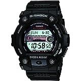 Casio G-SHOCK Orologio 20 BAR, Nero, con Ricezione Segnale Radio e Funzione Solare, Digitale, Uomo, GW-7900-1ER