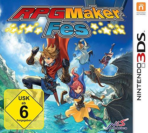 RPG Maker Fes (Rpg-maker Spiel)