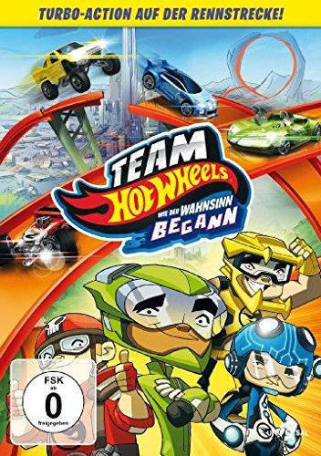 Team Hot Wheels - Wie der Wahnsinn begann  (+ Auto) (2014 Hotwheels Autos)