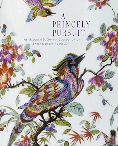 A pricely pursuit: the Malcolm D. Gutter collection of early meissen porcelain