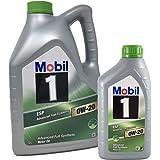 Mobil 1 Motoröl Esp X2 0w 20 1l Motorenöl Engine Oil 153685 5l Auto