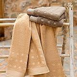 Vossen Handtücher Country Style Timber Handtuch 60x110 cm