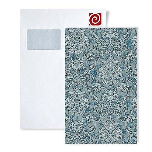 Tapeten Muster EDEM 6001-Serie | Barock Tapete mit Ornamenten glitzernd, S-6001-XX:S-6001-95