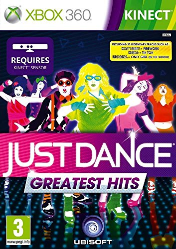 Just Dance Greatest Hits XBOX 360, Kinect erforderlich ( FR IMPORT ) (Dance 360 Just Kinect)