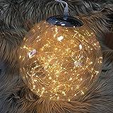 LED Glas Lightball 40cm 200 Lichter