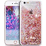 Coque iPhone 4S,Coque iPhone 4,Liquide Flux Diamant Mousseux Shiny Glitter Cristal...