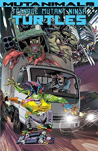 Teenage Mutant Ninja Turtles: Mutanimals (English Edition ...