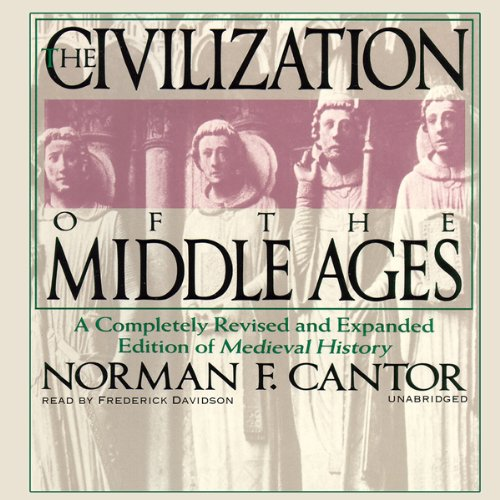 The Civilization of the Middle Ages  Audiolibri