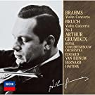 Brahms.Bruch:Violin Concerots