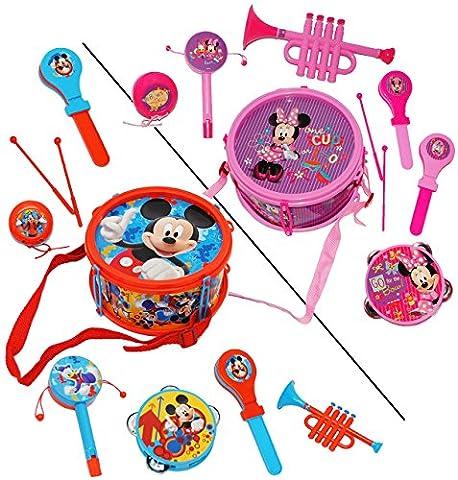 XL - Set: Kinder Instrumente -
