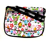 XIAOMEI Colourful Cartoon A4 Lady's Bag 825C for Travel, Holiday, Mummy changing bag, School or College