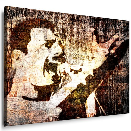 Freddie Mercury - 100 x 70 cm cuadro Queen k