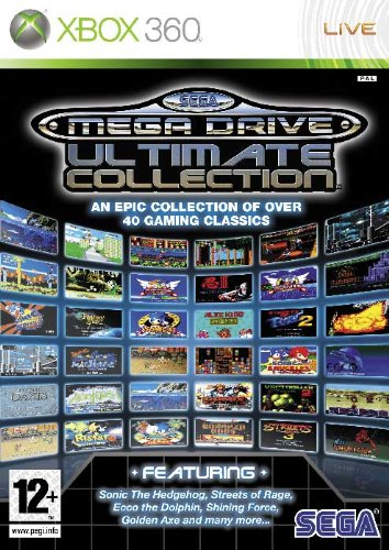 SEGA Mega Drive Ultimate Collection [Spanisch Import] (Sega Collection Xbox 360)