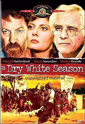 Weiße Zeit der Dürre