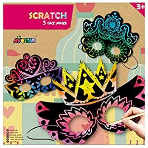 Avenir 6301429 Scratch - Máscara Facial