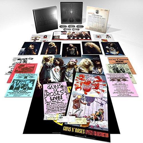 Appetite For Destruction ( Coffret Super Deluxe 4CD+Blu-Ray - Tirage Limité)