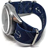 N.A.T.O G10 Zulu Cinturino Ancora modello 18mm, 20mm, 22mm Fibbia in Acciaio Inox