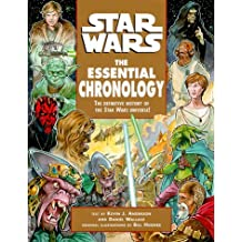 The Essential Chronology (Star Wars) by Kevin J. Anderson (2000-04-04)