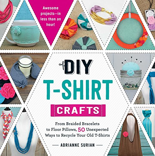 Amazon Fr Diy T Shirt Crafts From Braided Bracelets To
