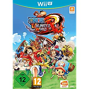 One Piece Unlimited World Red – Standard Edition – [Nintendo Wii U]