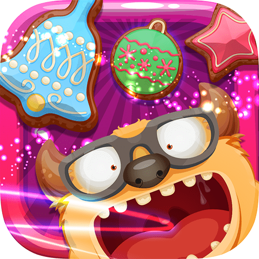Biscuits Smash - Match-3 Puzzle Game