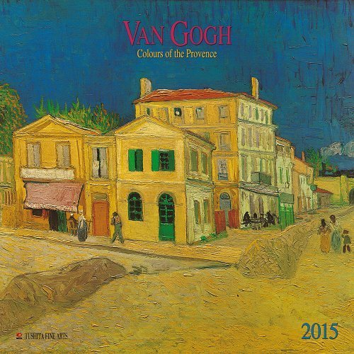 Van Gogh - Colours of the Provence 2015 (Fine Arts) (2014-08-01) por Unknown