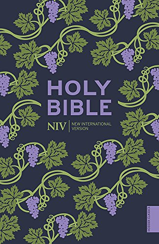 NIV Holy Bible (Hodder Classics) (New International Version)