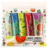 yiwa Hand Creme 5x/Box Herren und Frauen glätten Feuchtigkeitsspendende Handcreme für Schutz Hand die Wiederherstellung Creme
