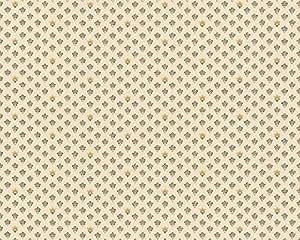 Papier peint intissé de style baroque chateau 4 95464–3 design aS création papier peint crème/or gris