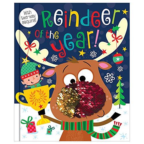 Reindeer of the Year por Rosie Greening