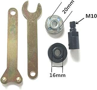 M10 Manicotto albero Rondella di taglio della piastra di lucidatura