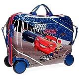 Cars Central Valigia per bambini, 50 cm, 34 liters, Multicolore (Multicolor)