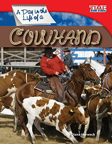 Descargar La Libreria Torrent A Day in the Life of a Cowhand (TIME FOR KIDS® Nonfiction Readers) Formato Epub Gratis