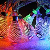 [Sponsored]Techno E-Tail Raindrop String LED Decorative Lights For Diwali Festival - Christmas Decorations Tree Garden Party Decoration Light (Multi Color)