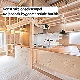 Konstruksjonseksempel av japansk byggemateriale butikk (Norwegian Edition)