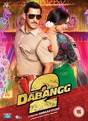 Dabangg 2 [DVD] [UK Import]