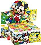 Große Auswahl von Disney Charakters Seifen mit Puzzle Labyrinth Deckel - Packung zu 12 - Micky Maus